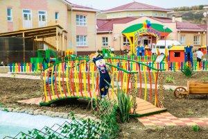 Детский сад в Старой станице