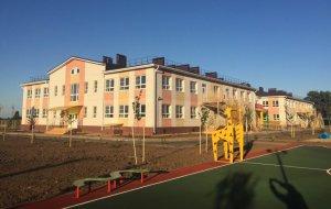 Детский сад в с.Новоукраинское