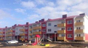 Жилые дома в г.Кропоткин